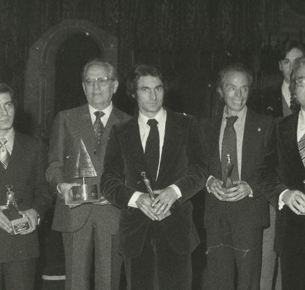 Joaquim Ferrer - Premios Galena 1976