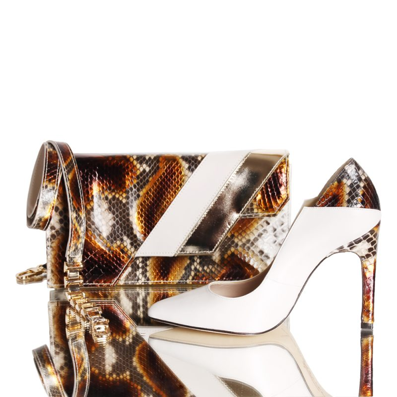 9007-1-Aretha-shoes-pump-python-orange-leather-joaquim-ferrer
