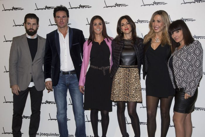 Opening new sale point ''Joaquim Ferrer'' in Madrid