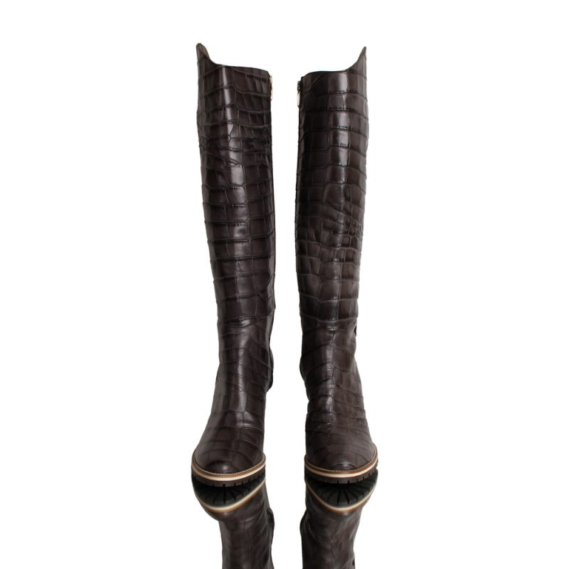 roxana-knee-booties-high-heels-crocodile-leather-joaquim-ferrer-front
