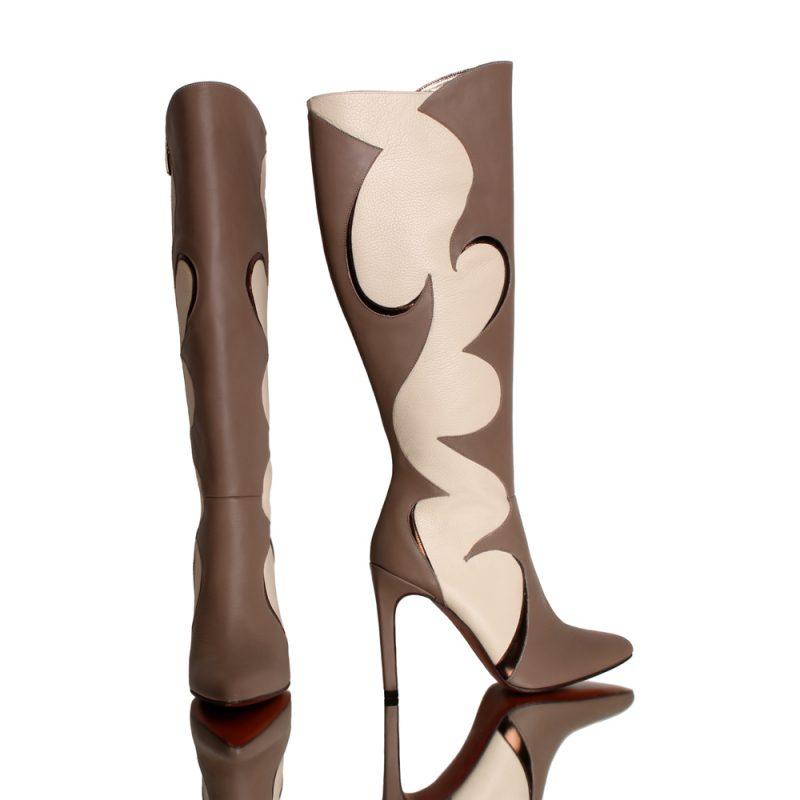 luxury-nude-boots-joaquim-ferrer-front