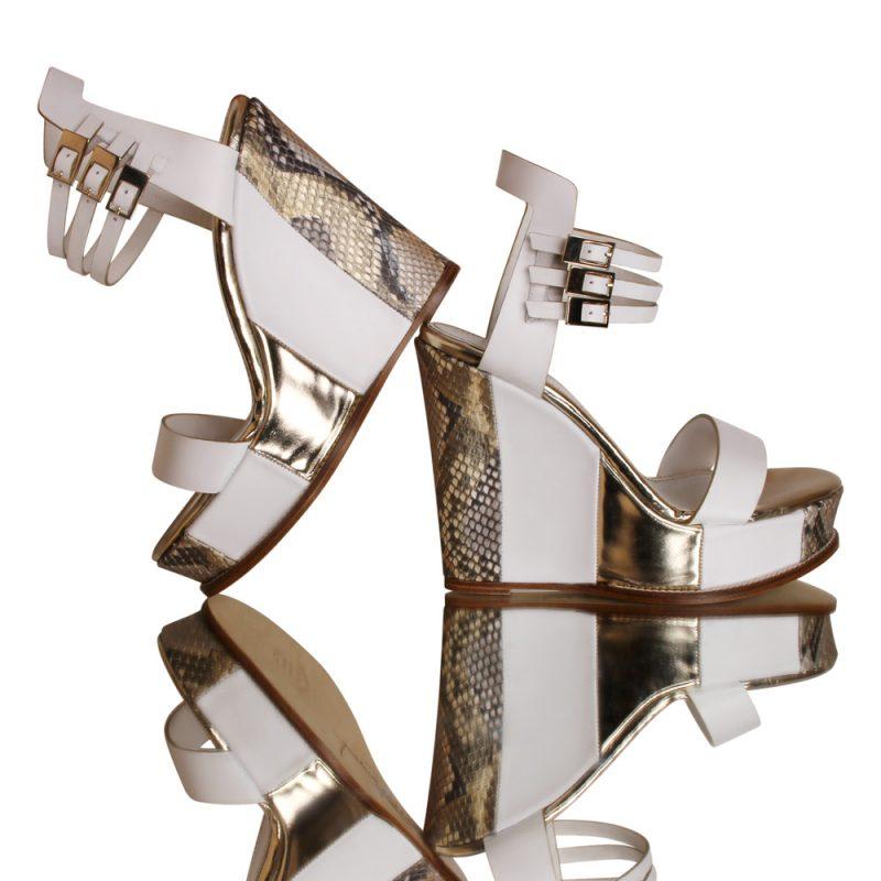 Valkiria-wedges-sandals-genuine-python-joaquim-ferrer-style