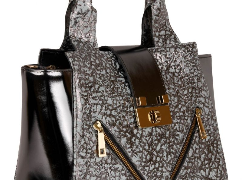 colette - luxury small bag - joaquim ferrer - details