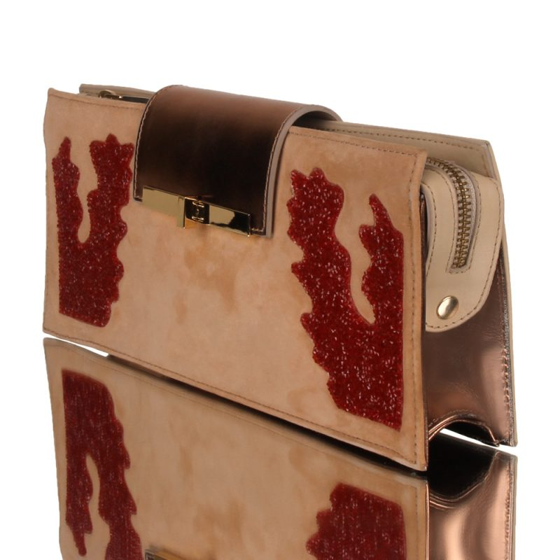 cristalina_coral crystals_luxury clutch_joaquim ferrer_left