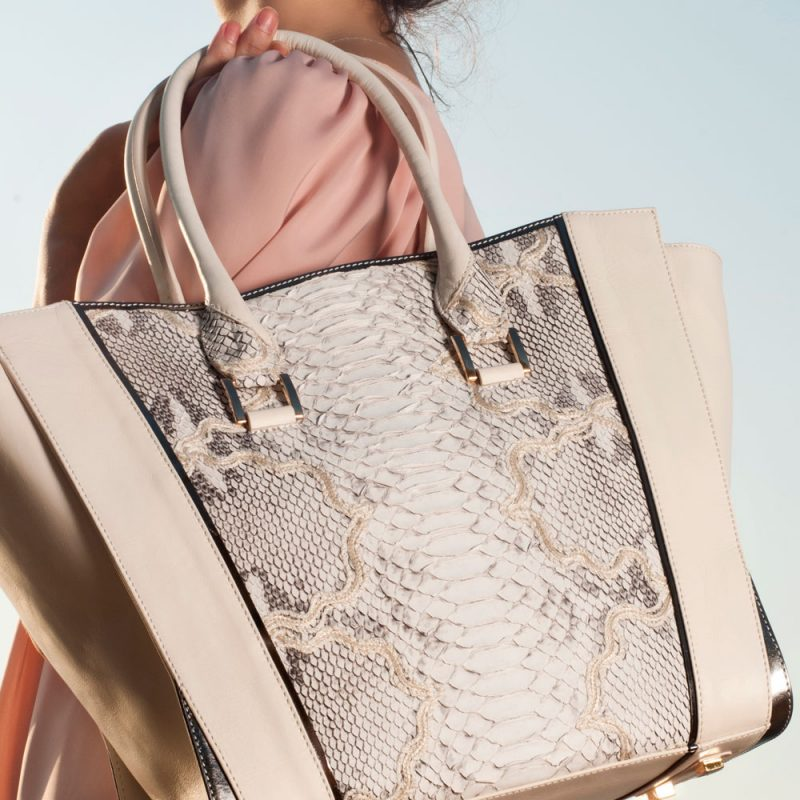 13019-2-alexandra-shopper-tote-handbag-python-leather-embroderied-model