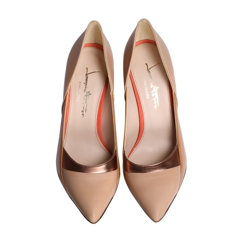 9013-Danae-pump-nude-sand-leather-tan-front