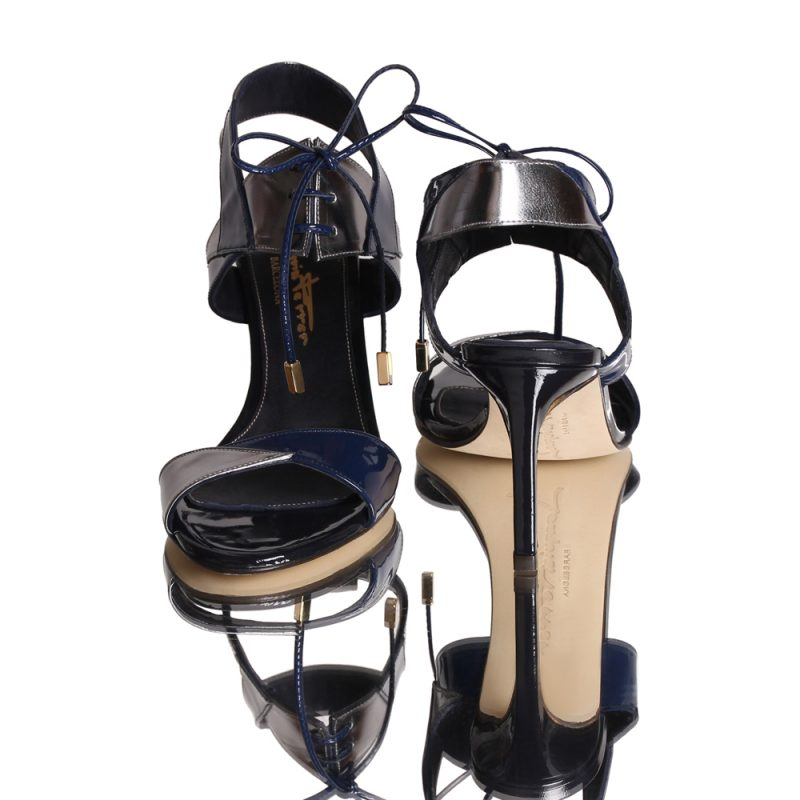 9018-15-Casta-limoges-patent leather-cristal-sandal-front