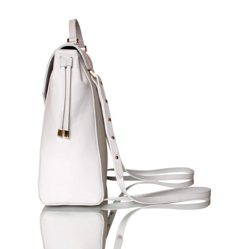 14012-05-backpack-white-genuine-leather-flower-print-joaquim-ferrer-side